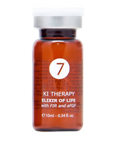 E'shee KI Therapy Elixir of Life Serum #7